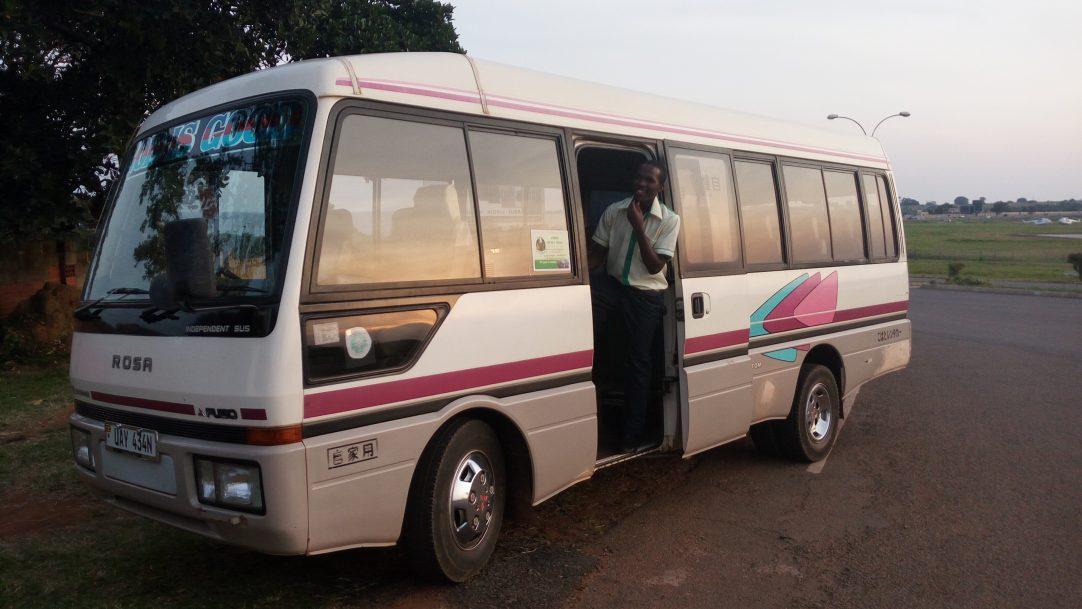 Coaster Minibus