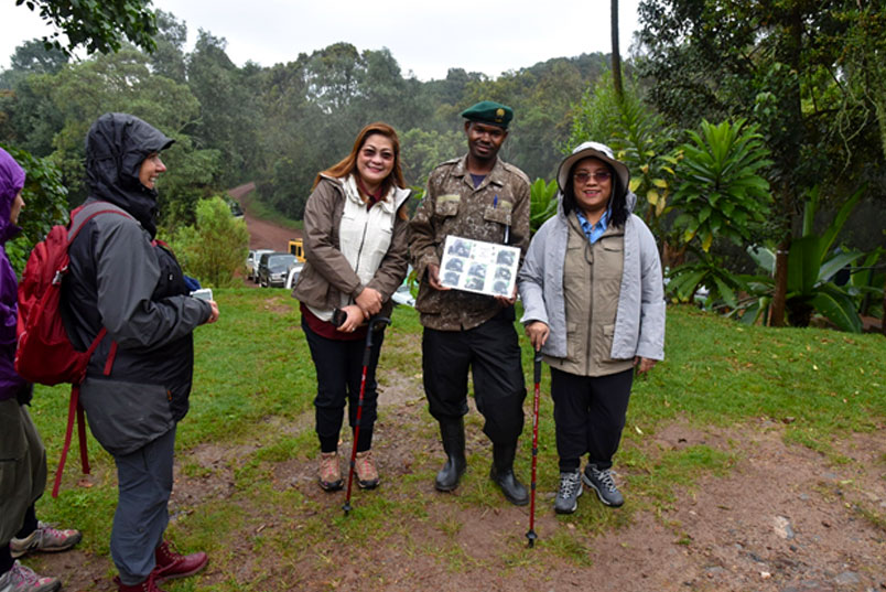 Is Bwindi impenetrable national park safe for tourist walks