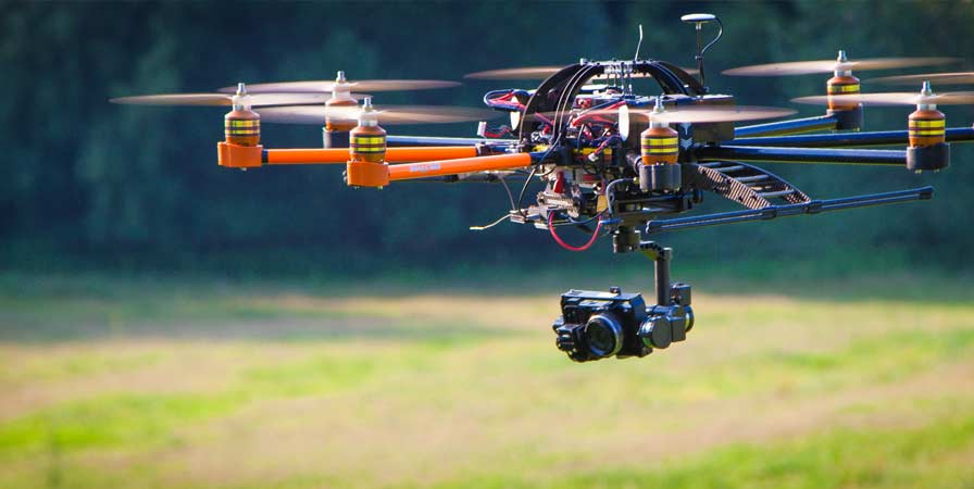 Hiring Drones in Uganda